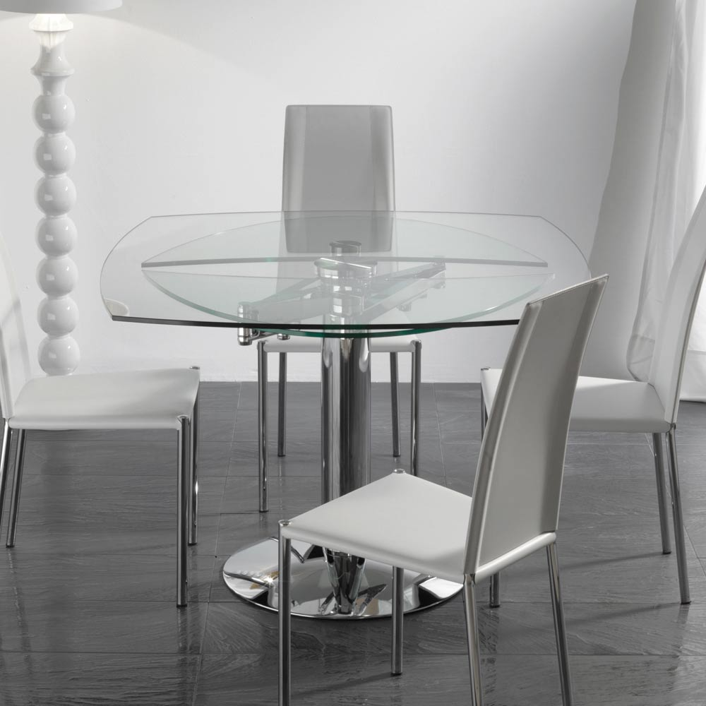 Table à manger extensible : Le client sait quelle table choisir ?